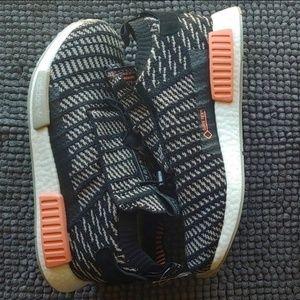 New mens Adidas NMD ts1 pk Goretex